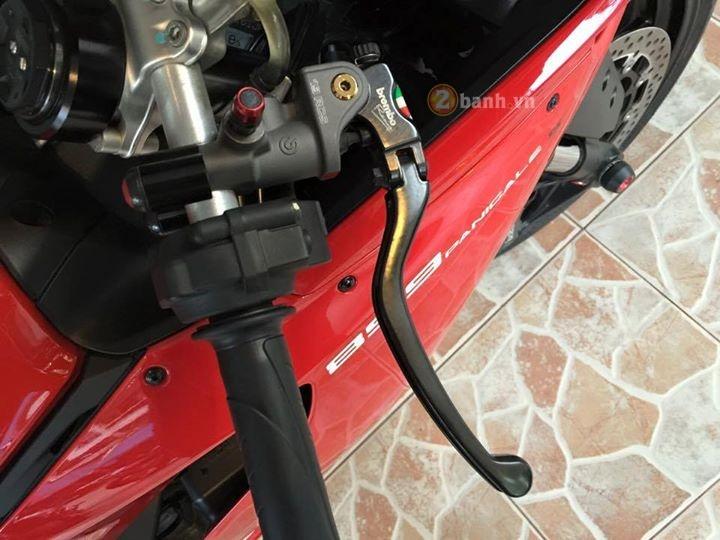 Ducati 899 do nhe do choi hang hieu voi ve ngoai nhu zin - 4