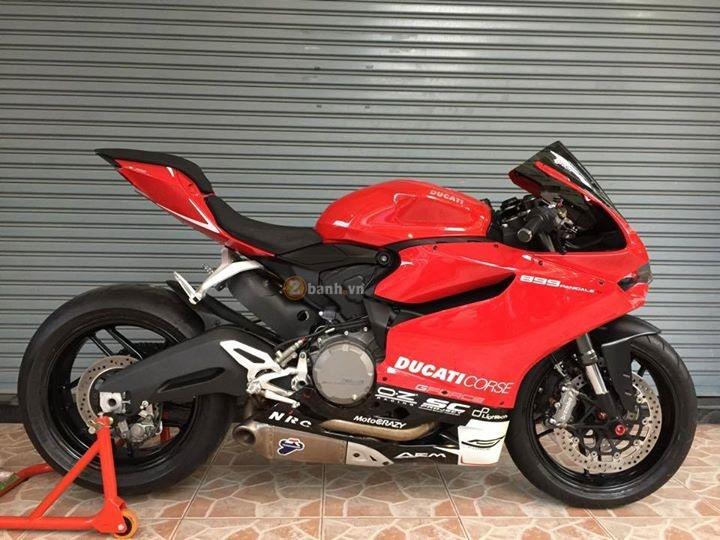 Ducati 899 do nhe do choi hang hieu voi ve ngoai nhu zin - 11