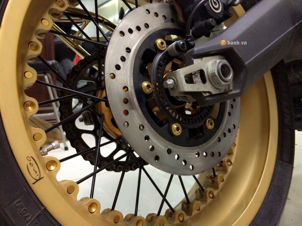 Ducati Scrambler do Cafe Racer day an tuong - 10