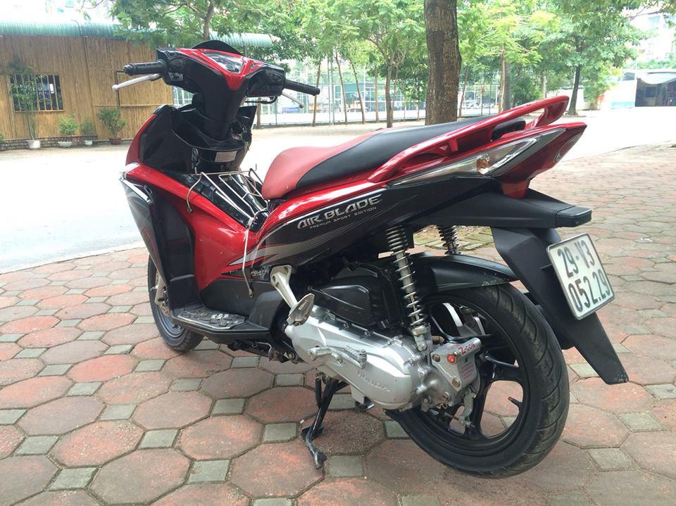 Honda AirBlade 110 Do den Sport 2012 bien 29V3 05229 - 6