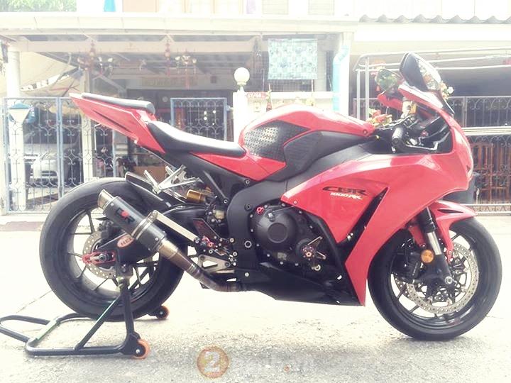 Honda CBR1000RR do chat ngay ngat cua dan choi Thai Lan