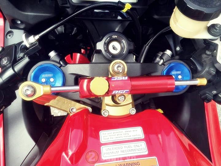 Honda CBR1000RR do chat ngay ngat cua dan choi Thai Lan - 6