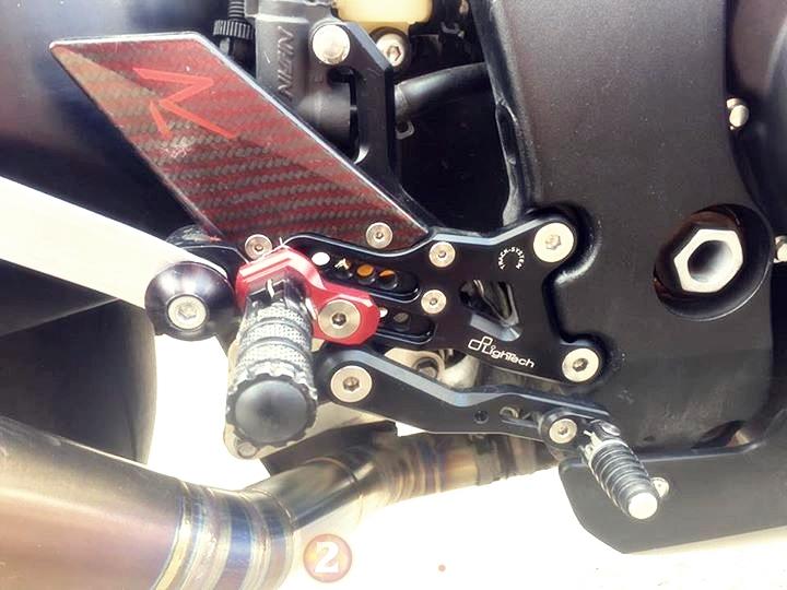 Honda CBR1000RR do chat ngay ngat cua dan choi Thai Lan - 14