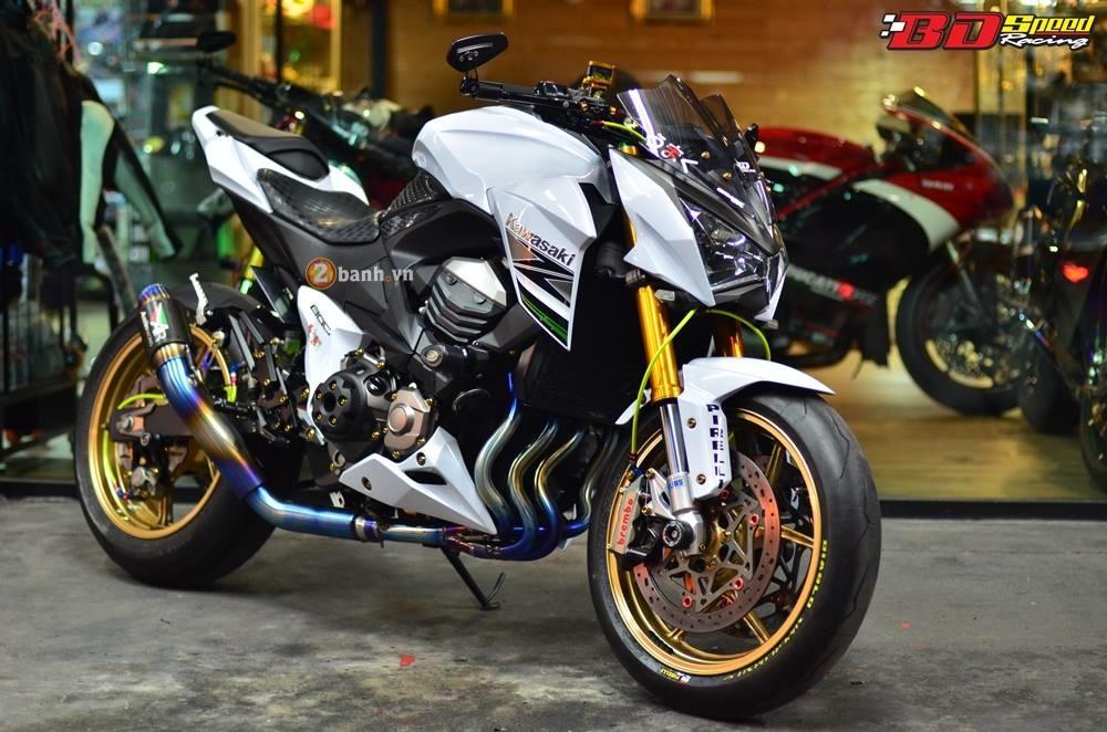 Kawasaki Z800 day kieu sa tren dat Thai - 4