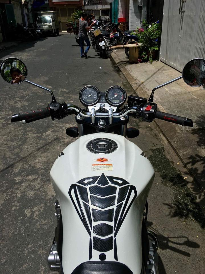 CB400 ABS 2009 - 15