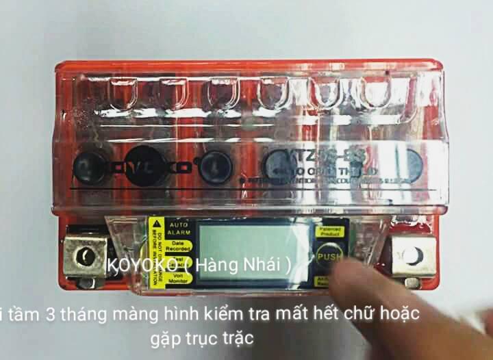Acquy KOYOKO thuong hieu MALAYSIA Made In Thailand - 4