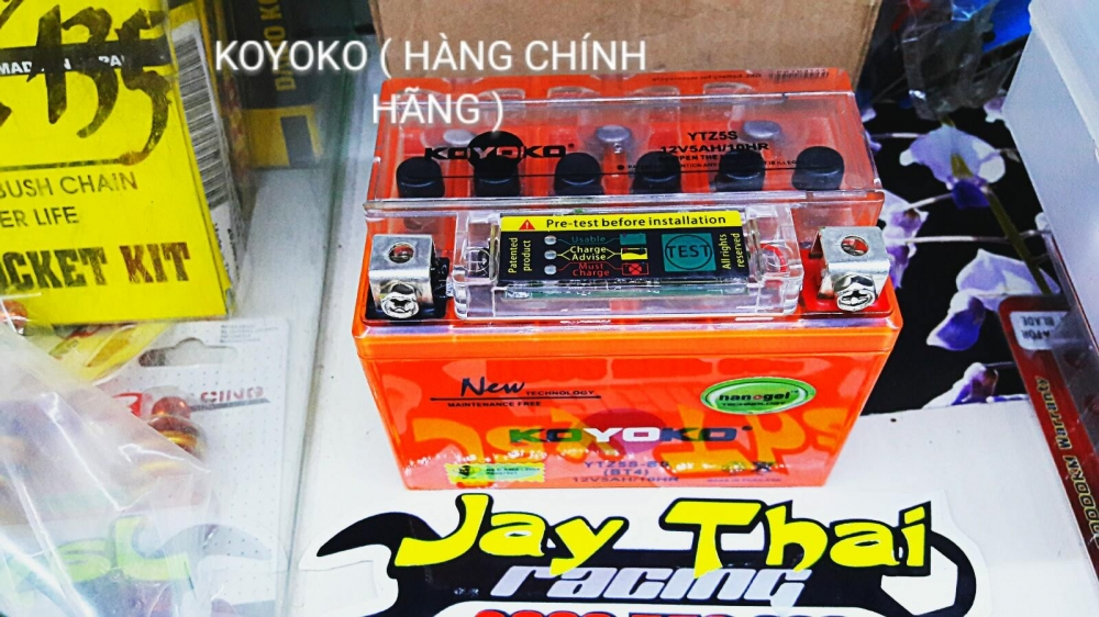 Acquy KOYOKO thuong hieu MALAYSIA Made In Thailand - 10
