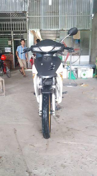 Suzuki FX125 do giong kieu Malaysia - 2