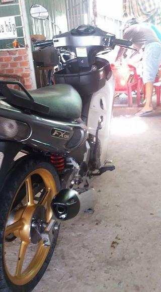 Suzuki FX125 do giong kieu Malaysia - 7