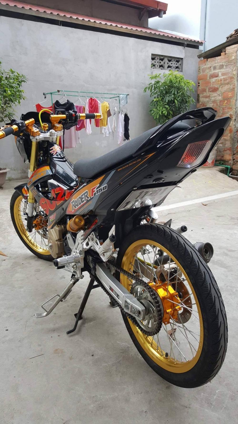 Suzuki Raider day noi bat trong version Racingboy - 3