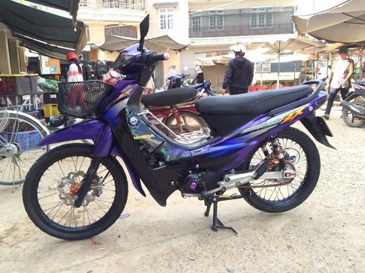Wave ZX day ca tinh trong linh hon cua Wave Alpha - 2