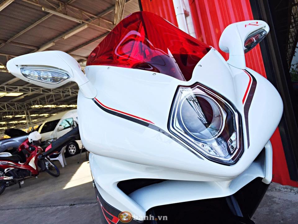 Hoang tu MV Agusta F4R dep say long nguoi - 3