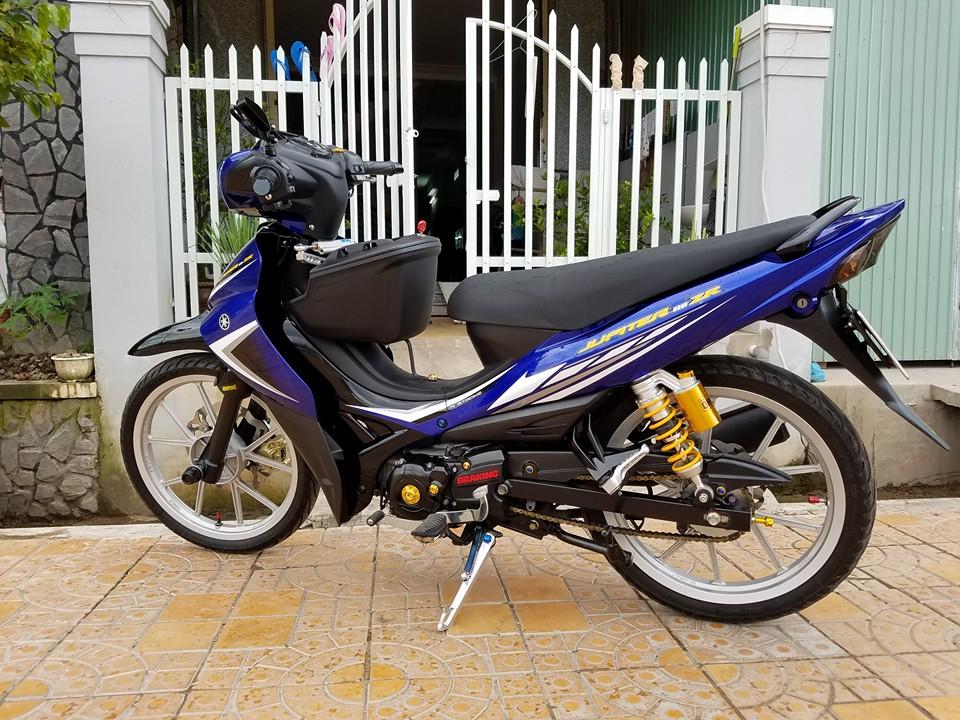 Yamaha Jupiter voi nhung mon do choi dat tien - 2
