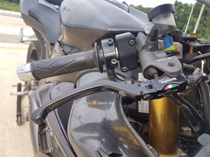 Yamaha R1 day cung cap voi phien ban Machine Grey - 4