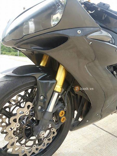Yamaha R1 day cung cap voi phien ban Machine Grey - 6