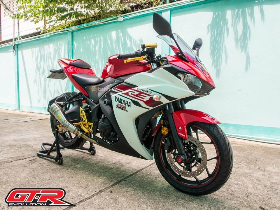 Yamaha R3 day phong cach voi ban do tu GTR Evolution - 2
