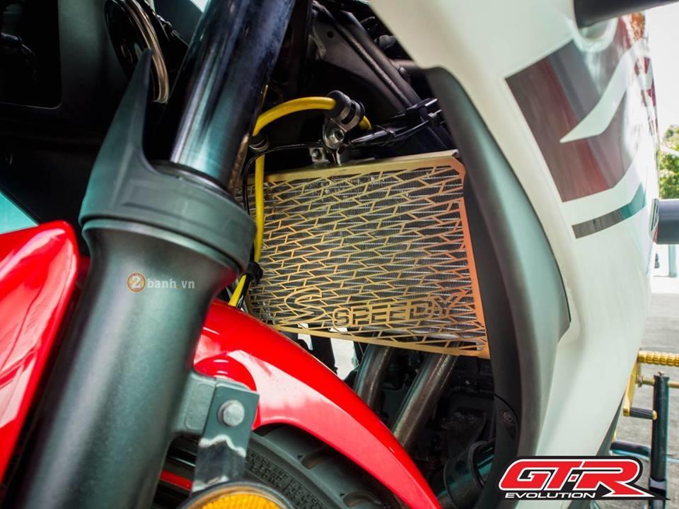 Yamaha R3 day phong cach voi ban do tu GTR Evolution - 6