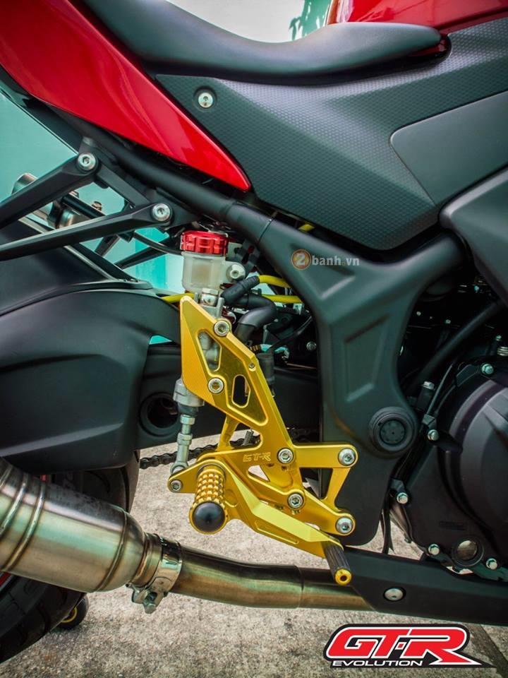 Yamaha R3 day phong cach voi ban do tu GTR Evolution - 8
