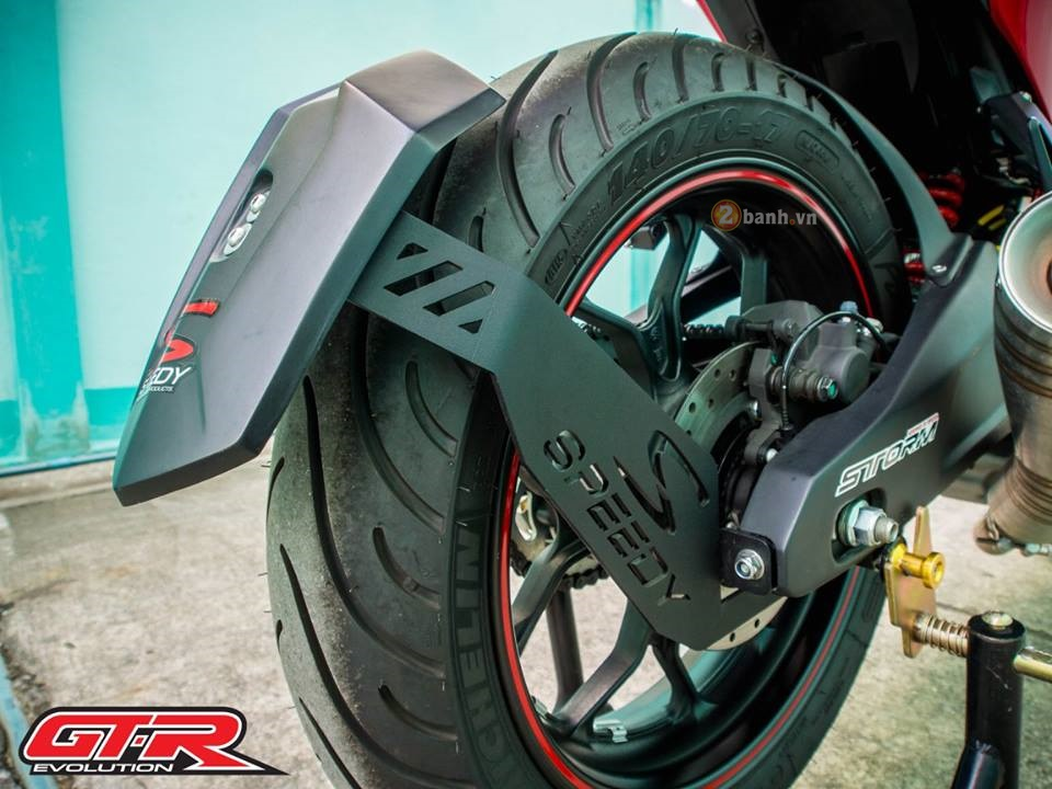 Yamaha R3 day phong cach voi ban do tu GTR Evolution - 11