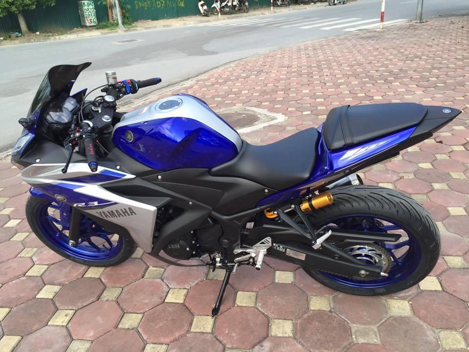Yamaha R3 do nhe nhung day chat choi cua biker Viet - 2