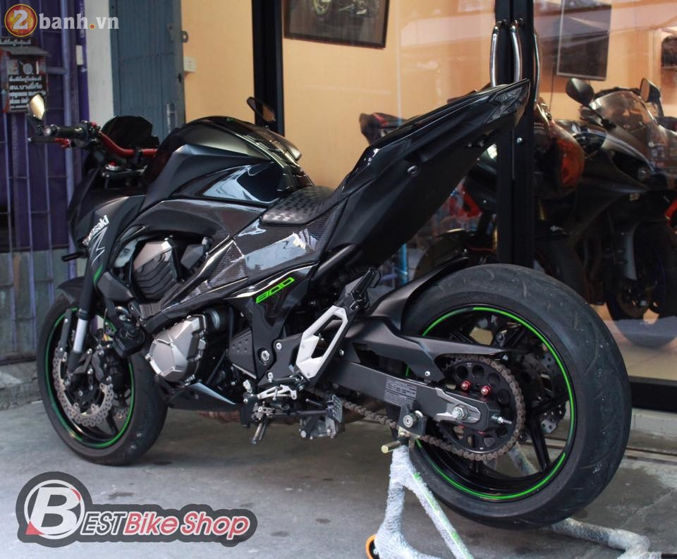 Kawasaki Z800 do sieu ngau den tu Best Bike Shop - 14
