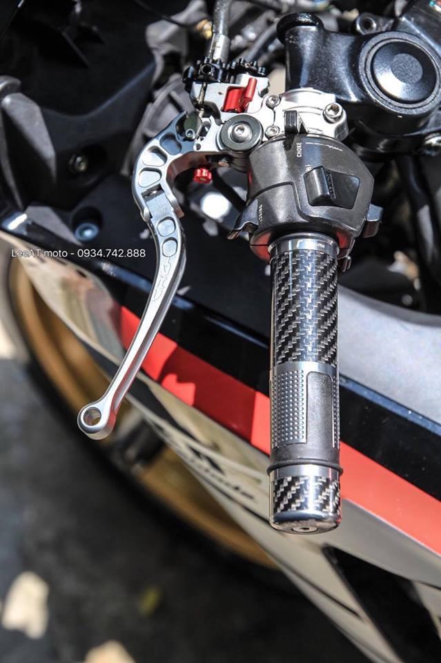 Lot xac Hornet 250 thanh thanh mau xe the thao Honda CBR1000RR 2015 - 7