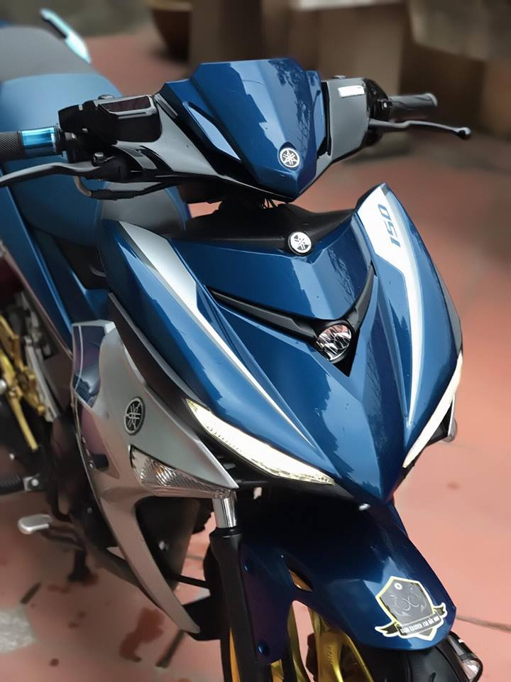 Exciter 150 trong ban do don gian nhung day pha cach - 2
