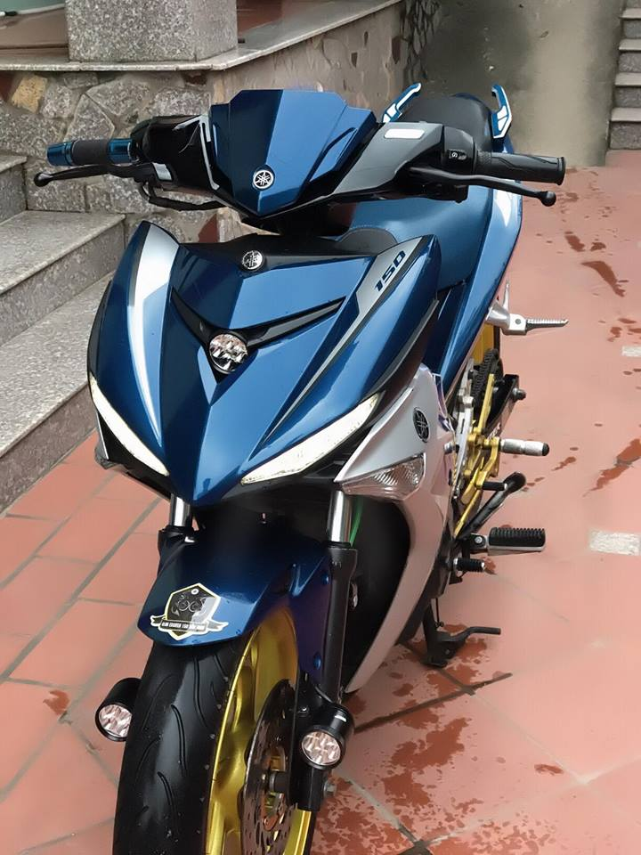 Exciter 150 trong ban do don gian nhung day pha cach - 4