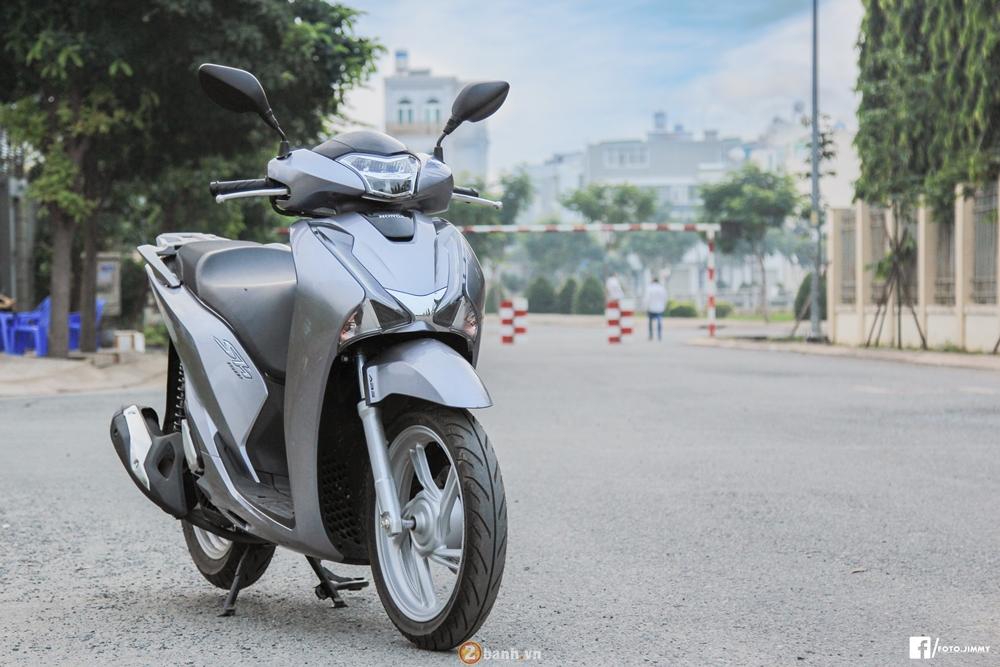 Cam nhan thuc te tren Honda SH 150i 2017 sau 300km - 2