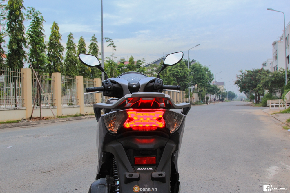 Cam nhan thuc te tren Honda SH 150i 2017 sau 300km - 4