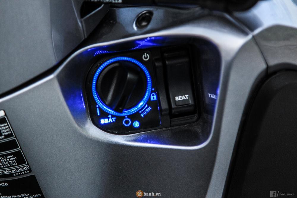 Cam nhan thuc te tren Honda SH 150i 2017 sau 300km - 8