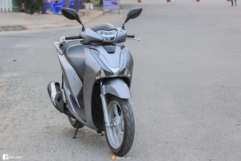 Cam nhan thuc te tren Honda SH 150i 2017 sau 300km - 12
