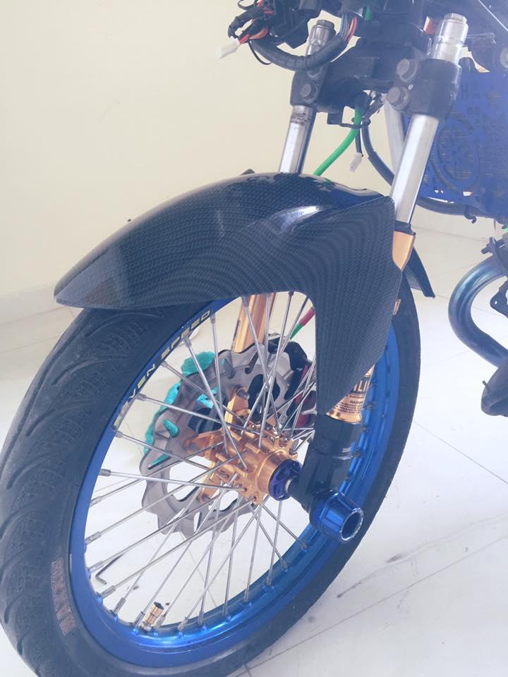 Exciter 150 Nha Trang voi net dep hiem thay - 4