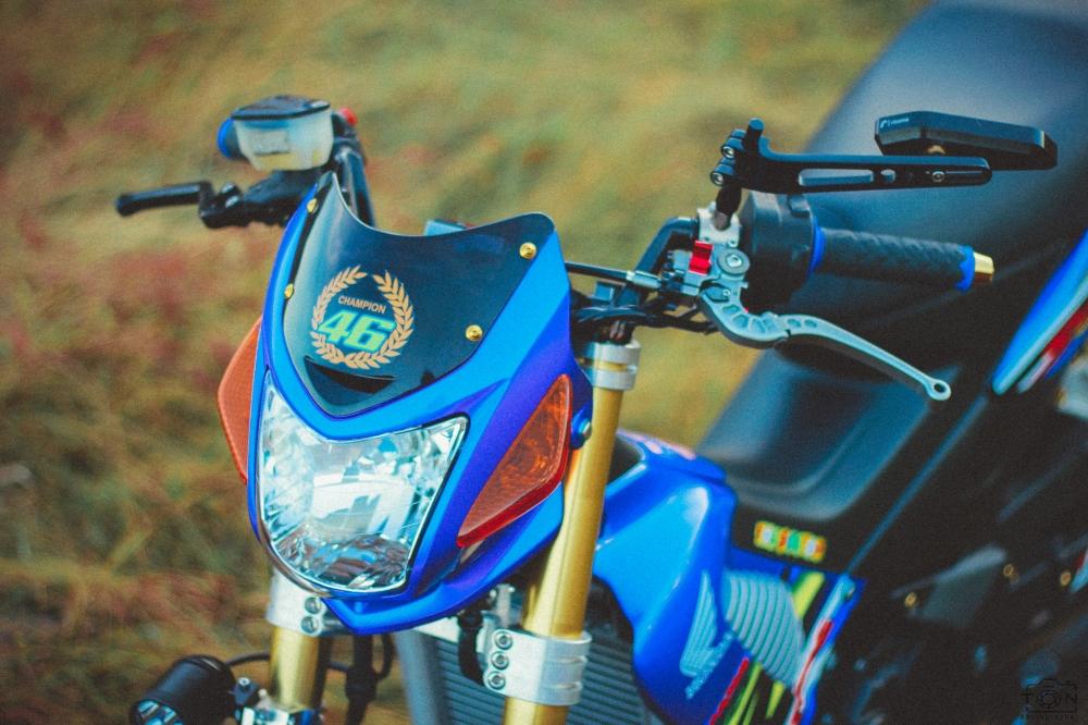 Honda Sonic 125 noi bat voi goi do moi - 8