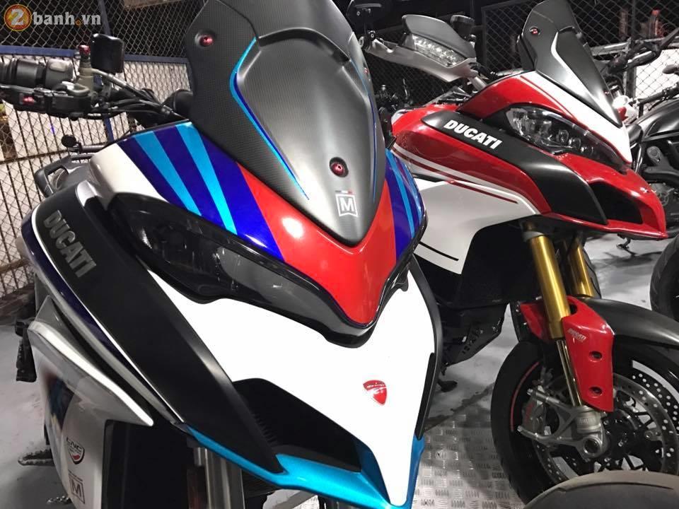 Ducati Multistrada 1200 trong ban do cuc chat va day phong cach cua nguoi Thai - 3
