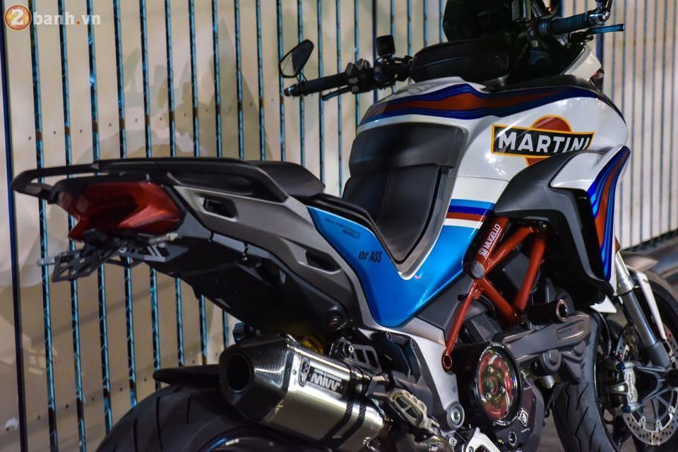 Ducati Multistrada 1200 trong ban do cuc chat va day phong cach cua nguoi Thai - 8