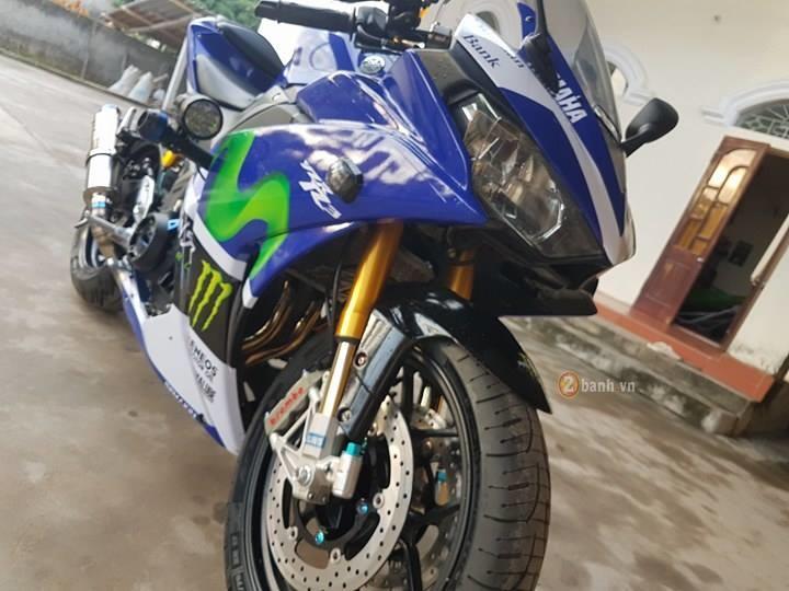 Yamaha R3 ban do day an tuong va chat choi tai VN - 2