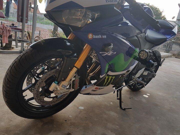 Yamaha R3 ban do day an tuong va chat choi tai VN - 4