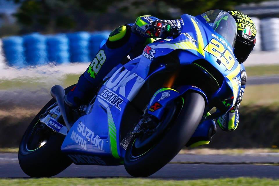 MotoGP Ket qua thu nghiem Phillip Island Day 1 - 2