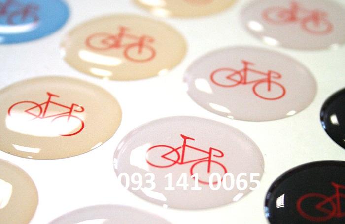 In Sticker Tem bao hanh Tem barcode so luong it - 4