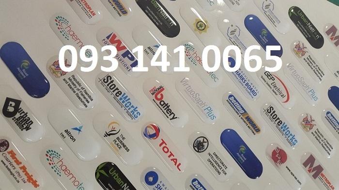 In Sticker Tem bao hanh Tem barcode so luong it