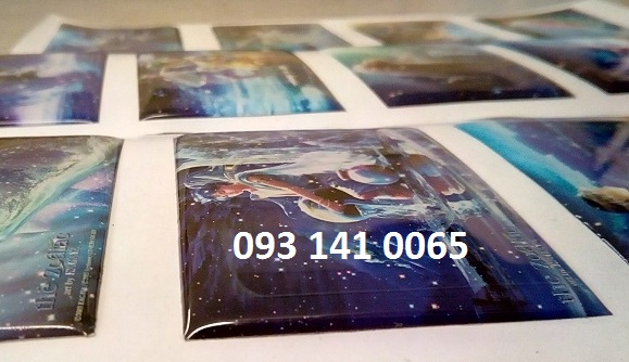 In Sticker Tem bao hanh Tem barcode so luong it - 19