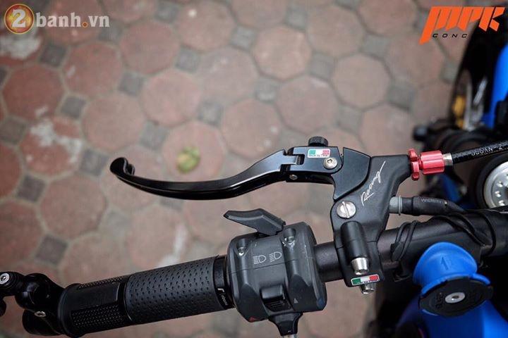 Ducati Scrambler ca tinh hon trong ban do voi phong cach Tracker - 7
