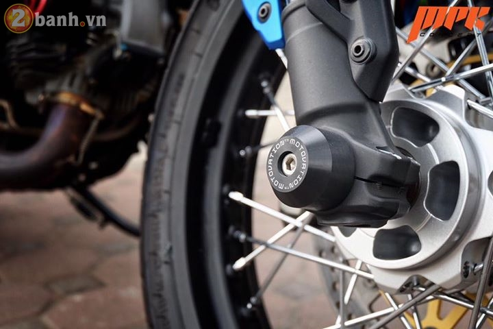 Ducati Scrambler ca tinh hon trong ban do voi phong cach Tracker - 12