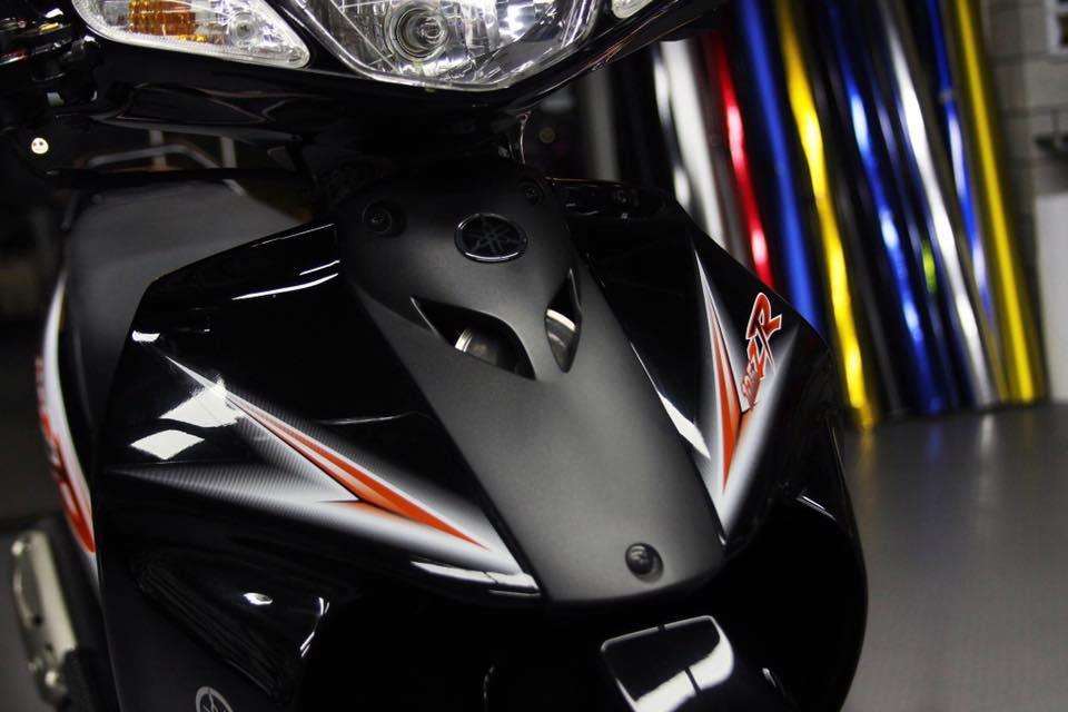 Het hon voi ban do sieu khung cua Yamaha Z125 - 2