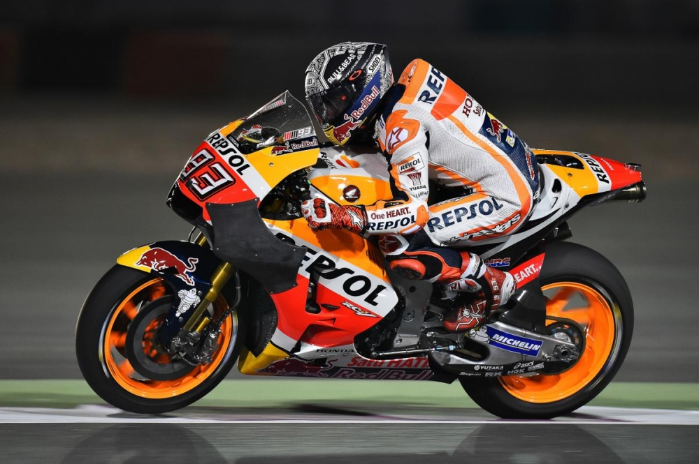 MotoGP Marc Marquez van to ra tu tin truoc hanh trinh bao ve ngoi vuong cua minh - 2