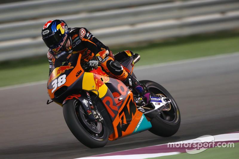 MotoGP Cac tay dua cua KTM Factory Racing da cam thay kha hai long du chua co diem - 4