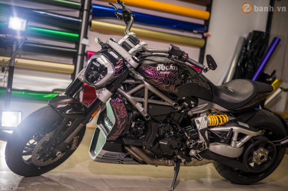 Ducati XDiavel ham ho hon trong ban do Tha Thu Rong Chau A - 3