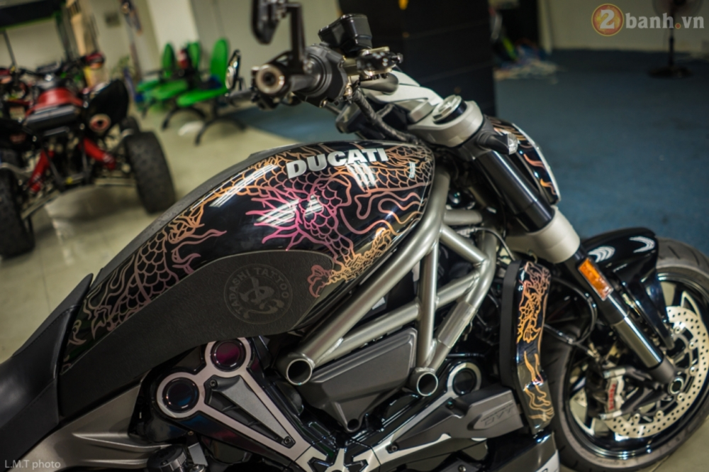 Ducati XDiavel ham ho hon trong ban do Tha Thu Rong Chau A - 14
