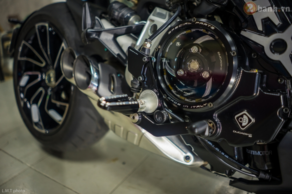 Ducati XDiavel ham ho hon trong ban do Tha Thu Rong Chau A - 9